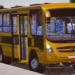 Mod do Caio Foz Super Escolar VW 15.190 ODR Euro V para o Proton Bus Simulator/Road