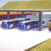 Mapa Rodoviário Brasil Sul - Fase 2 para Proton Bus Simulator/Road
