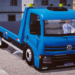 Mod do VW Delivery Guincho para o Proton Bus Simulator/Road