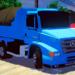 Caminhão Mercedes-Benz Atron 2324 na Caçamba para o Proton Bus Simulator/Road