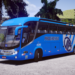 Mod do Comil Invictus 1200 4×2 Scania para o Proton Bus Simulator/Road